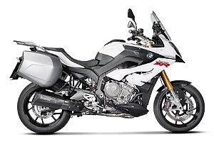 Ponteira Akrapovic titânio - BMW S 1000 XR.