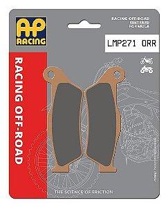 Pastilha de freio dianteira Ap Racing sinterizada MX LMP 271 ORR