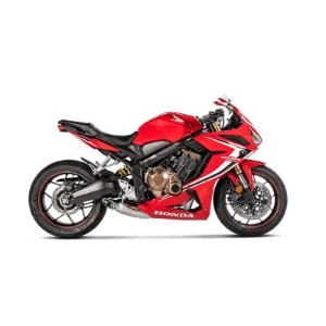 Escapamento full Akrapovic Racing Line - Honda CB650 F/R (14~20)