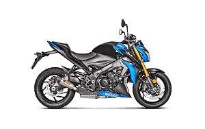 Ponteira Akrapovic titânio - Suzuki GSX-S 1000F ( 15~17)