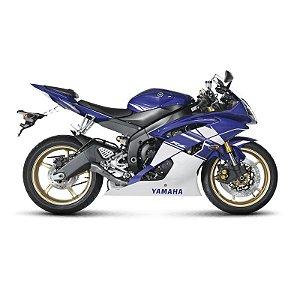 Ponteira Akrapovic - Yamaha R6