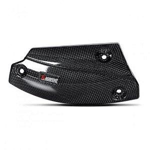 Capa protetora em carbono para ponteira Akrapovic - BMW S 1000 XR.