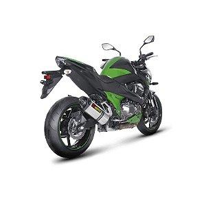 Ponteira Akrapovic carbono  - Kawasaki Z800 (13~16)