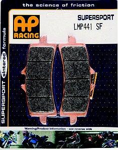 Pastilha de freio SINTERIZADA AP Racing LMP 441 SF