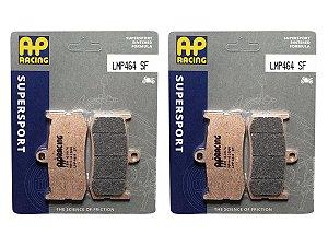 Pastilha de freio SINTERIZADA AP Racing HH LMP 464 SF