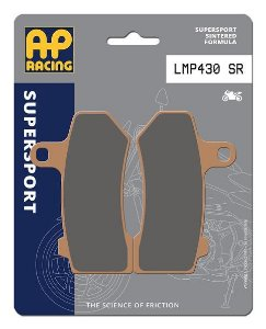 Pastilha de freio SINTERIZADA AP Racing LMP 430 SR