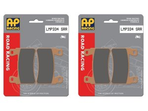 Pastilha de freio RACING AP Racing LMP 334 SRR