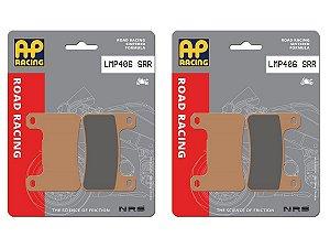 Pastilha de freio RACING AP Racing LMP 406 SRR