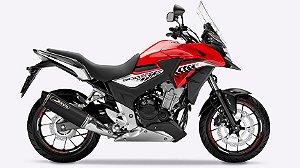Ponteira Devil Carbono - Honda CBR 500X