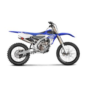 Escapamento Akrapovic Racing Line - Yamaha YZ 250 F (14~18)