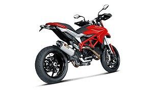 Ponteira Akrapovic Titânio - Ducati Hypermotard (13~15)