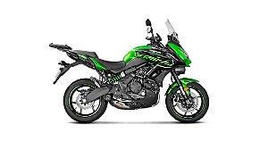 Escapamento Akrapovic Racing Line titanio - Kawasaki Versys 650 (17~)