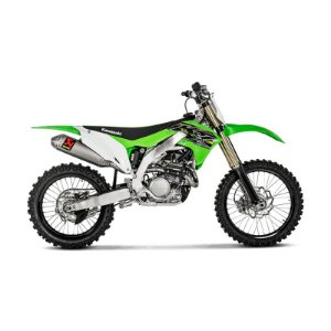 Escapamento full Akrapovic Evolution Line - Kawasaki KX 450F ( 19~)