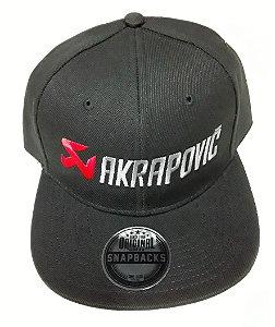 Boné Akrapovic Aba Curva