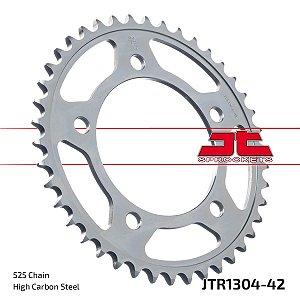 Coroa JT SPROCKETS HONDA CB 600 (98~13) / CB 650 F (14~18) - 42 Dentes