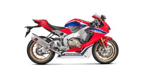 Escapamento Akrapovic Evolution Line - Full - CBR 1000 RR 19/20