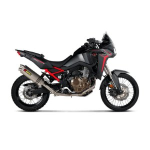 Escapamento Akrapovic Racing Line - Africa Twin 1100 ( 21- )