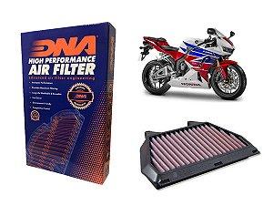 FILTRO DE AR ESPORTIVO DNA HONDA CBR 600RR