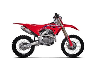 Escapamento full Akrapovic  Honda CRF 450 R / RX 2021