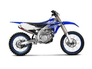 Escapamento full Akrapovic  Evolution Line - Yamaha WR 450 F (21-)