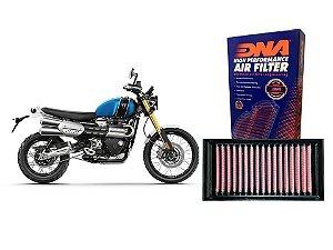 Filtro de Ar Esportivo DNA Triumph Scrambler 1200 (2019-21)