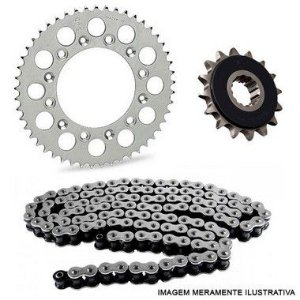 Kit Transmissão Premium Ducati Monster 797/ 800 Scrambler