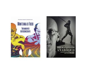 Kit Mantenha o Foco + Manifesto Anabólico