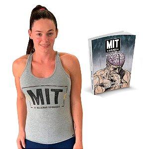 Camiseta MIT + Livro MIT A Fundo.