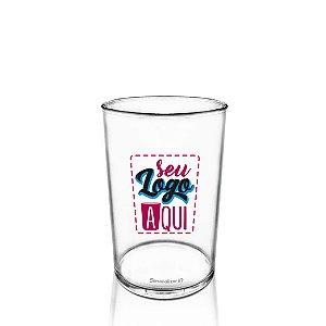 Copo Short Drink 200ml - Poliestireno Acrilico PS