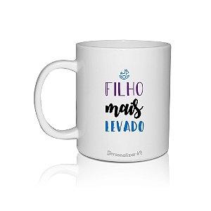 Canecas 300ml Policarbonato - Dia Das Criança Filho mais levado