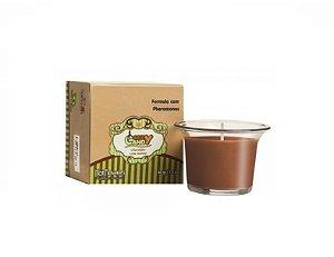 Sexy Candy Vela para Massagem - Chocolate com menta
