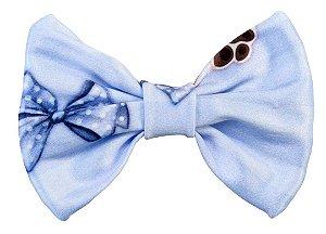 Bico de Pato Infantil Beagle Azul