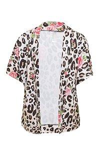 Kimono Infantil Onça