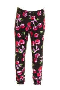 Legging Comprida Cereja