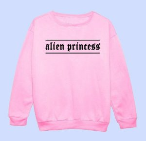 Moletom Alien Princess