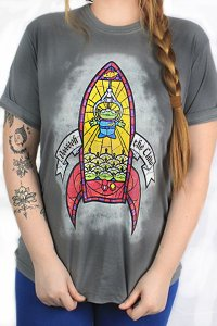 Camiseta Oooh! O Garra!