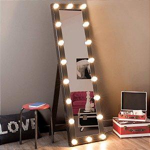 Espelho Camarim de Chão Silvinha Prado