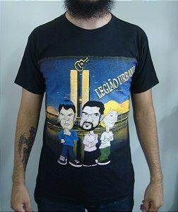 Camiseta Legião Urbana - Planalto Central