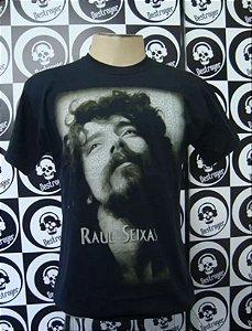 Camiseta Raul Seixas - Tente Outra Vez