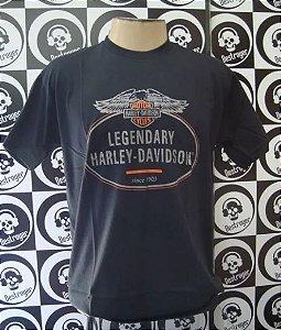 Camiseta Legendary Harley Davidson