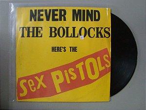 Disco de vinil - Sex Pistols - Never Mind The Bollocks - Here's the Sex Pistols