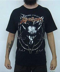 Camiseta Venom - Black Metal