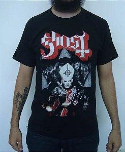 Camiseta Ghost - Brazil Tour