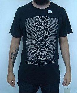 Camiseta Joy Division - Unknow Pleasures