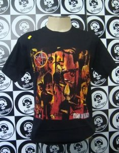 Camiseta Slayer - Reign in Blood
