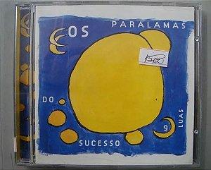 CD Paralamas do Sucesso - 9 Luas