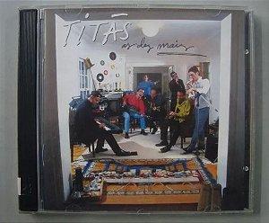 CD Titãs - As Dez Mais