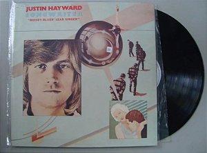 Disco De Vinil Justin Hayward - Songwriter