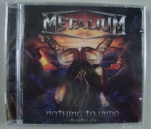 Cd Metalium - Nothing To Undo - Chapter Six