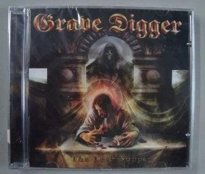 CD Grave Digger - The Last Supper